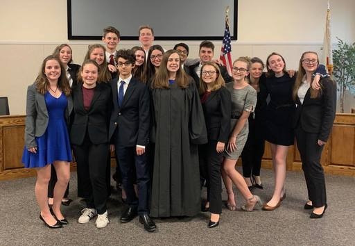 Shasta County Mock Trial