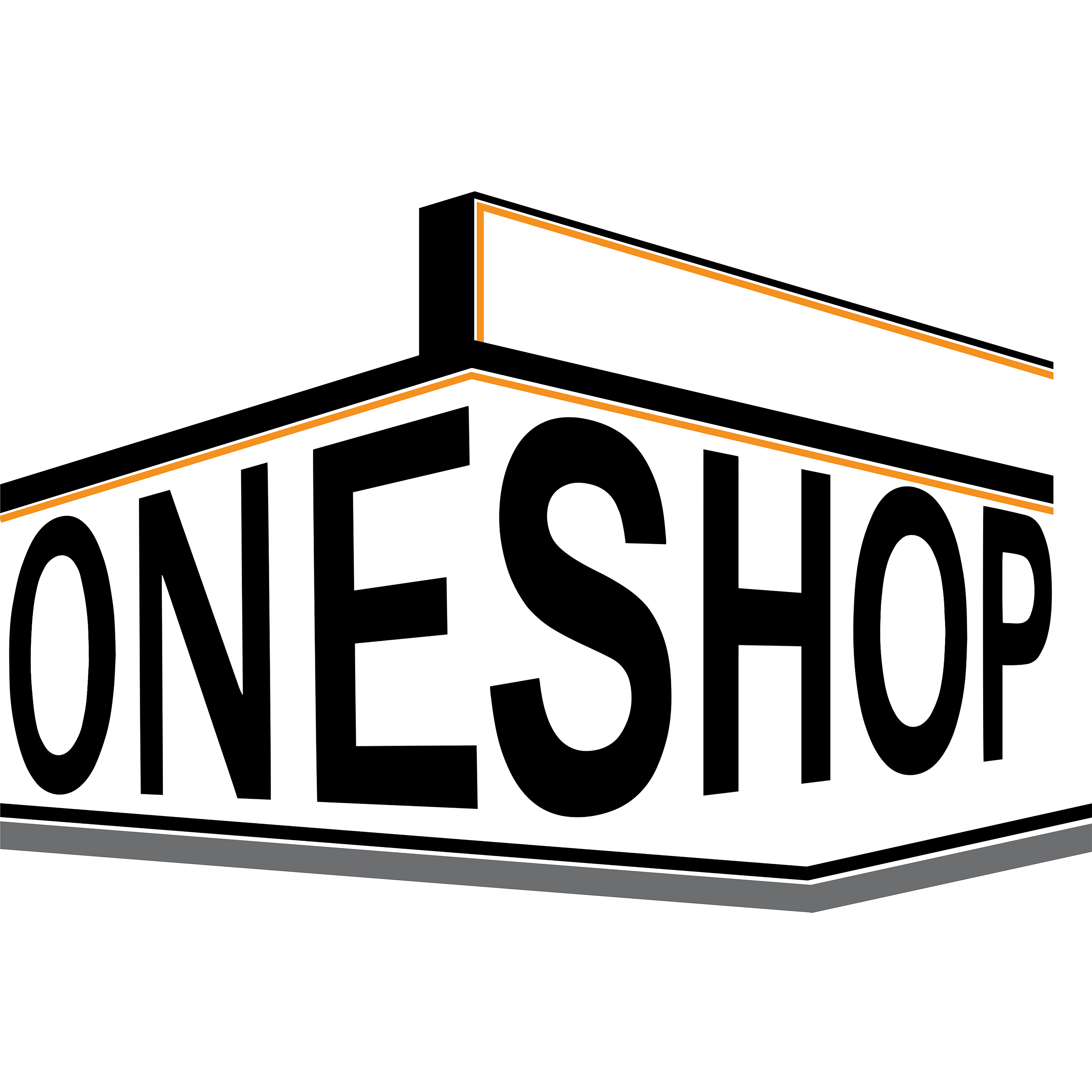 One shop logo