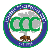 california conservation corps logo