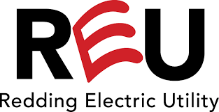 redding electric utility logo