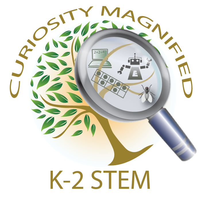 Curiosity Magnified logo
