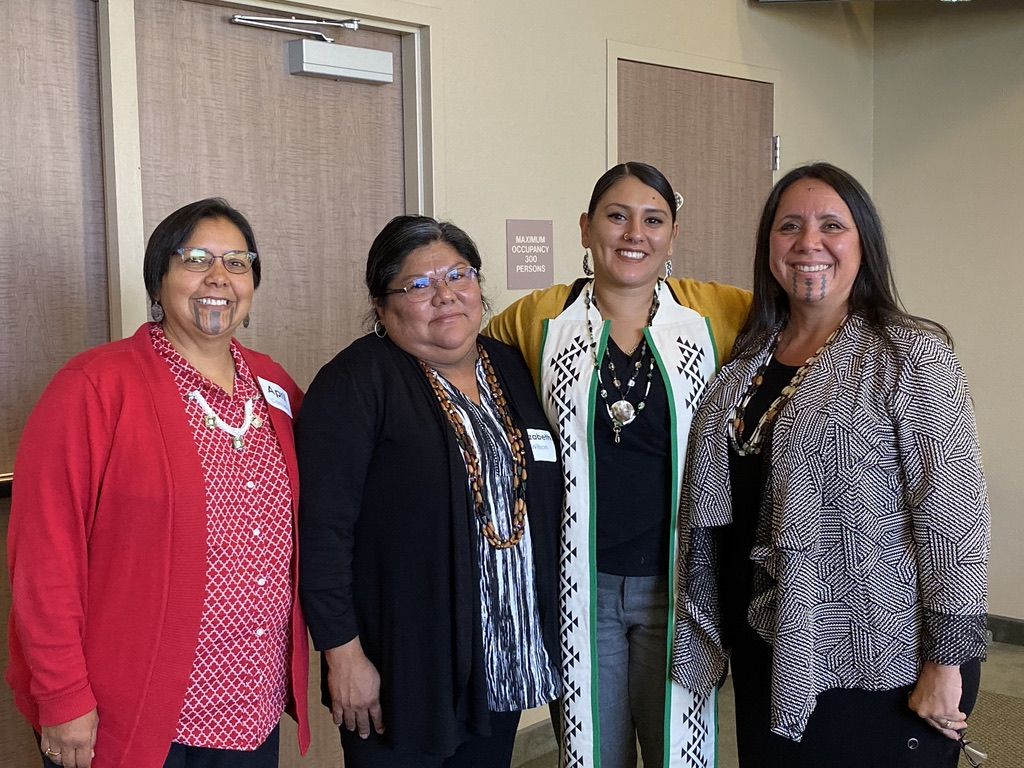 Photo of participants in the American Indian Advisory Committee